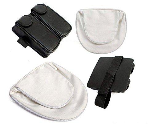 (LinkStart Uzumaki Kakashi Kunai Waist Bag and Leg Bag Ninja Cosplay)