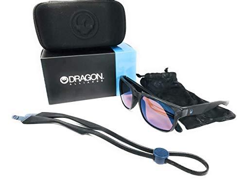 - Dragon SeafarerX Sunglasses - Matte Black Frame with Copper Lens