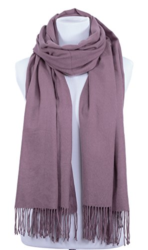 Portola Extra Soft Cold Weather Scarf (Plum)