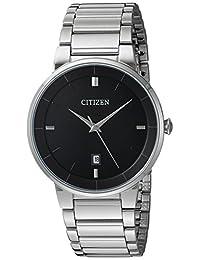 Citizen Men's BI5010-59E Wrist Watches, Silver Dial
