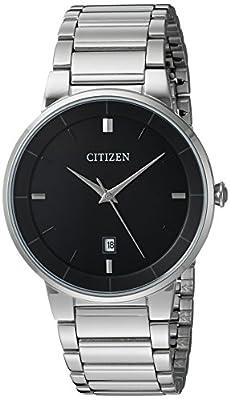 Citizen BI5010-59E Quartz Stainless Steel Watch Case