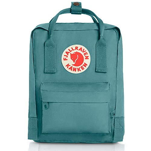 Fjallraven - Kanken Mini Classic Backpack for Everyday, Frost Green from Fjallraven