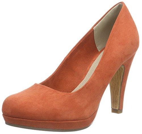 Marco Tozzi 22441 - Tacones Mujer Naranja (Brick 544)