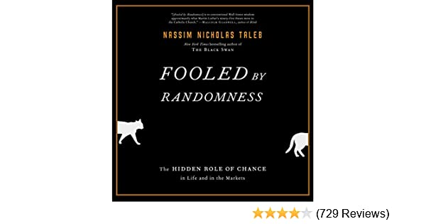 Amazon Fooled By Randomness The Hidden Role Of Chance In Life