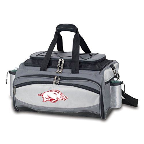 NCAA Arkansas Razorbacks Vulcan Tailgating Cooler/Grill by PICNIC TIME