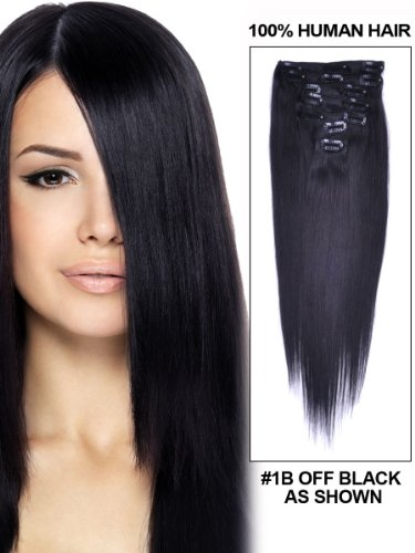 BLACK Human Extensions quality Weight product image
