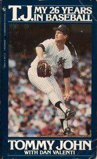 T. J.: My 26 Years in Baseball