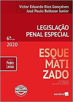 Legislação Penal Especial Esquematizado - 6ª Edição 2020