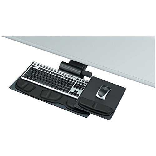 Fellowes 8036001 Professional Series Premier Keyboard Tray Home & Garden Improvement