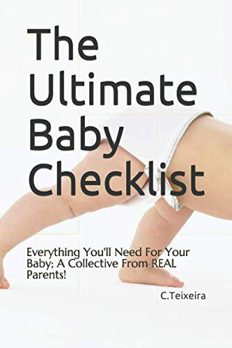 The Ultimate Baby Checklist: Everything You