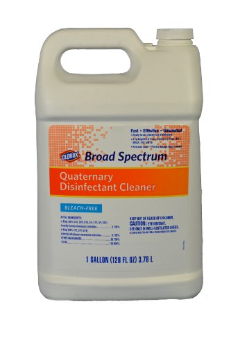 clorox-30651-broad-spectrum-quaternary-disinfectant-cleaner-128-fl-oz-cleaner-refill-bottle