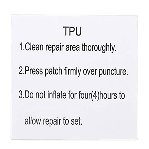 Reparatie Patches Kit Tent Reparatie Tape Zelfklevende Lek Patches voor Opblaasbare Luchtbedden Zwemmen Cirkel Speelgoed