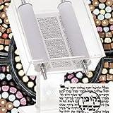Kosher Gift Basket - Torah Scroll Centerpiece