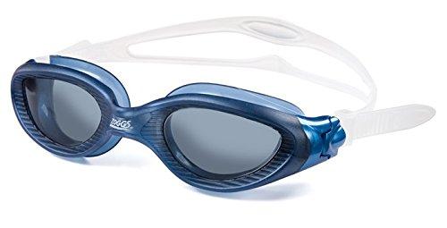 Zoggs Odyssey Max Swimming Goggles (Blue Frame/Smoke - Swimming Goggles Designer