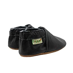 Sayoyo Baby Soft Soled Prewalkers Infand Toddler Moccasins Cattle cashmere Shoes