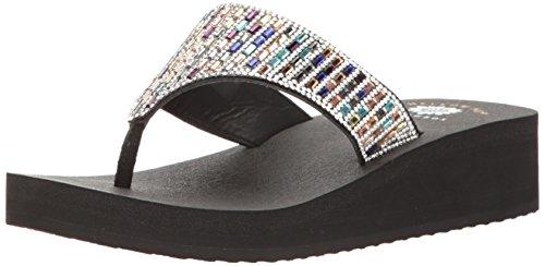 Multi Wedge Sandal - 1