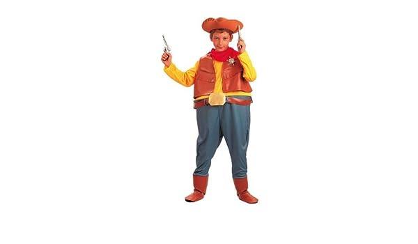 Disfraz de vaquero gordo niño: Amazon.es: Juguetes y juegos