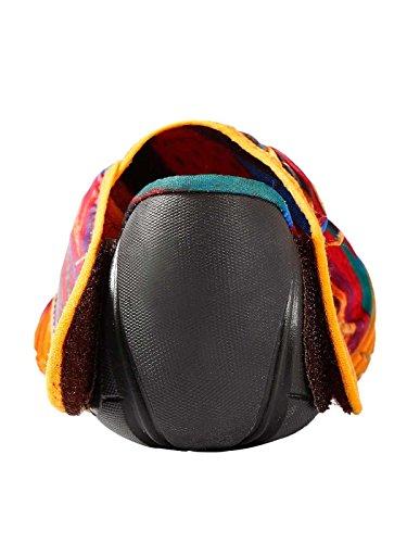 Orange 45 Vielfarbig Joggingschuhe Laufschuhe Größe Damen Herren cooshional 36 Schnellverschluss Yoga Schuhe mit WOTpwaqa1
