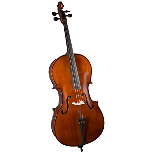 Cervini HC-300 Student Cello Outfit - 1/2 Size by Cervini