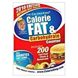 Calorie King Fat & Carbohydrate Counter-2010 Diet