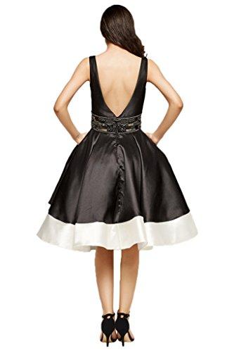 ivyd ressing Mujer de gran calidad en condiciones de fiesta vestido Prom Ball vestido fijo para vestido de noche s