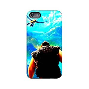 Iphone 6plus UbI16155VOBQ Allow Personal Design Fashion The Croods Pattern Excellent Cell-phone Hard Cover -IanJoeyPatricia
