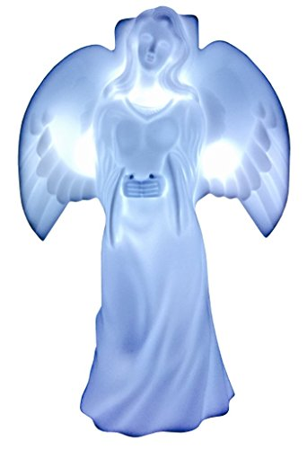 Solar Light Angel Grave