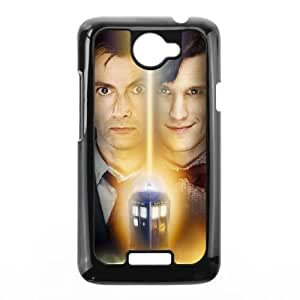Doctor Who HTC One X Cell Phone Case Black S7H6CB