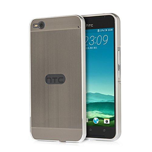 HTC One X9 Case,DAMONDY Luxury Metal Bru - Luxury Pull Shopping Results