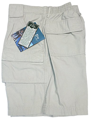 Bimini Bay Outfitters Outback Hiker Cotton Cargo Short 31201 Sand 40