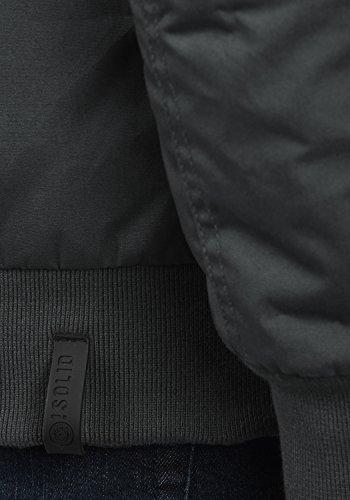 De Capucha Para Con Solid Entretiempo Chaqueta Hombre Grey 2890 Tilden Sporty Dark Abrigo g8zqzWatw