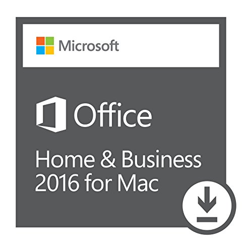 Microsoft Office for Mac Home & Business 2016