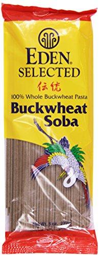 Eden, 100% Buckwheat Soba Pasta, 8 oz