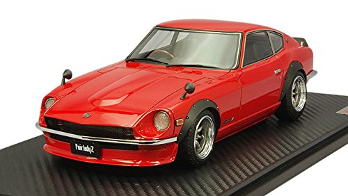 1/18 Nissan Fairlady Z S30 (レッド) IG0196
