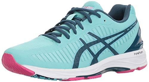 ASICS Women's Gel-DS Trainer¿ 23 Aruba Blue/Ink Blue/Fuchsia Purple 8.5 B US