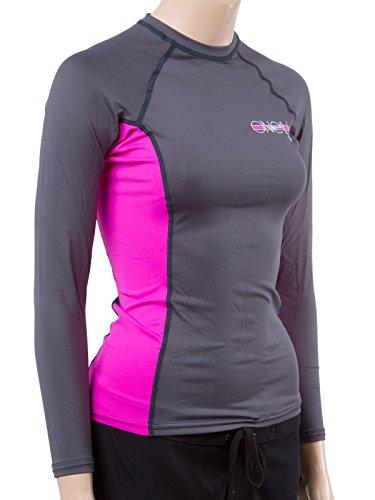 O'Neill Women's Premium Skins UPF 50+ Long Sleeve Rash - Skins Women