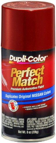 Dupli-Color BNS0572 Burgundy Berry Metallic Nissan Perfect Match Automotive Paint - 8 oz. (Burgundy Barn)