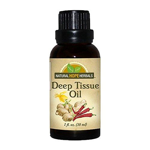 Deep Tissue Oil (1 Ounce) - Tissue Deep Oil