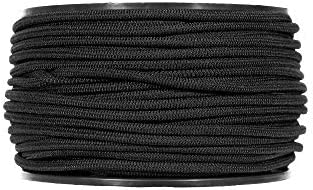 """3//8/"""" x 300/' Bungee Shock Cord Stretch Rubber Rope Truck Tarp Strap Tie Down USA"""