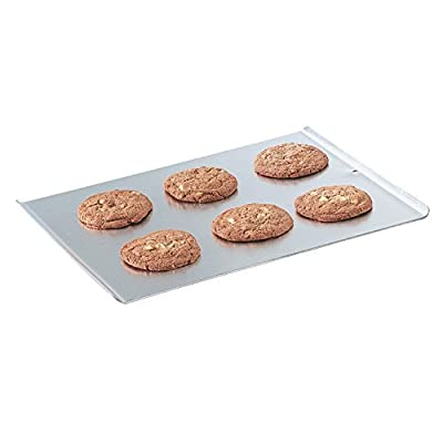 "Vollrath 68085 Natural Finish Aluminum 17-7/8"" X 14"" Cookie Sheet"
