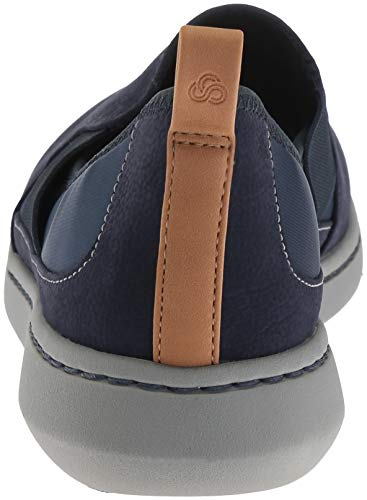 Step M Navy Synthetic Sneaker Move Jump Us Clarks Women's 060 1qwH55