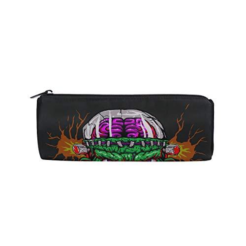 Barrel Pencil Case Rappers Rap and Hip-hop Pencil Holder Pen Bag Pen Case Pencil Pouch Portable Large Capacity for Children Youth School Classes]()