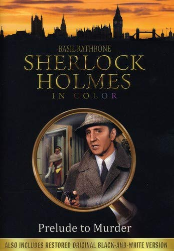Sherlock Holmes in Color: Prelude to Murder (a.k.a Dressed to Kill) (The Legend Of Bruce Lee 2008 English Subtitles)