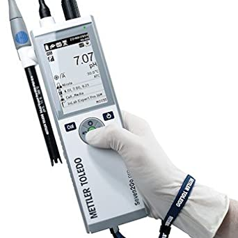 Mettler 30207878 Seven2Go S8 Portable pH/ion Meter, Biotechnology Kit: Amazon.es: Industria, empresas y ciencia