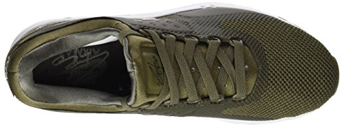 Homme Nike Noir Olive Olive Essential Med Zero Stucco sequoia dark Med Max Air Vert Sneakers white Basses A0rAYwq