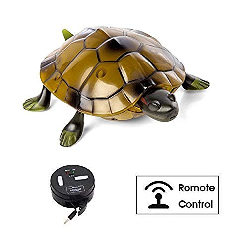 R/C Robot Turtles High Simulation Animal Tortoise Infrared