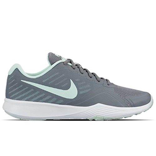 Nike City Trainer Shoe Women's Training Shoes (9 B(M) US, Cool Gray/Igloo)