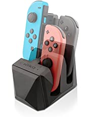 Nyko Nintendo Switch CHARGE BLOCK FOR JOY-CON CONTROLLERS;Standard