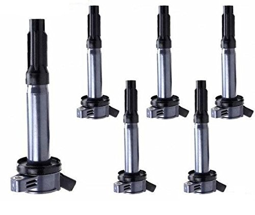 new-lifetime-warranty-set-of-6-ignition-coils-for-ford-lincoln-mercury-mazda-30l-v6-compatible-with-