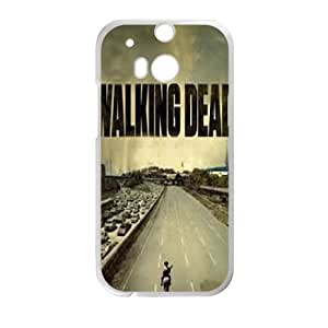 HTC One M8 phone cases White The Walking Dead Phone cover KLW4124723